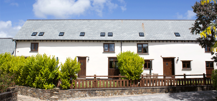 Staddon Barns, self catering holiday cottages, Devon