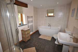 The Croft, Downstairs Ensuite
